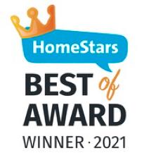 homestars best award winner 2021